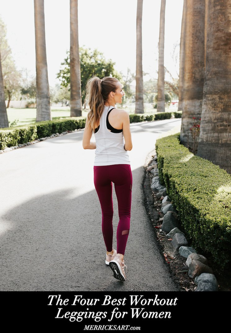 the four best exercise leggings for women | merricksart.com