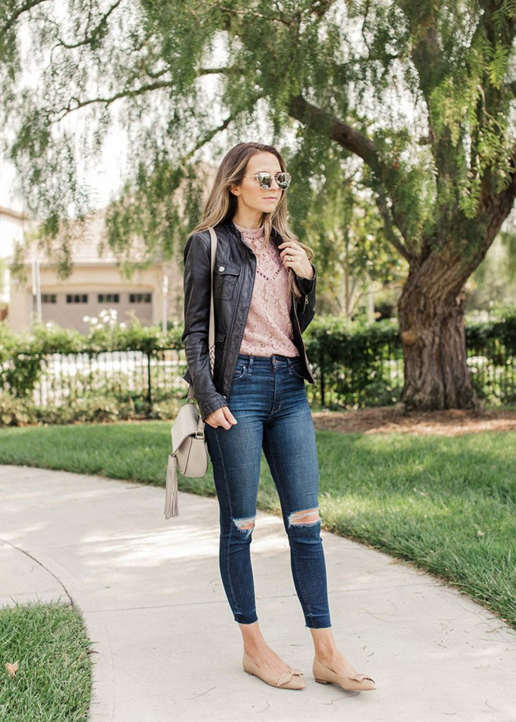 closet staples: lightweight jackets