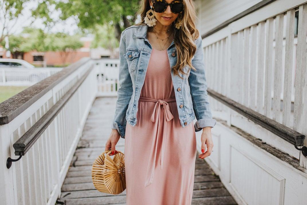merrick white anywhere dress blush pink for date night