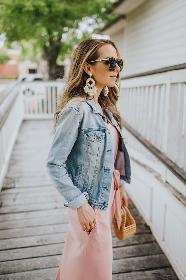 date night outfit for summer with the MW anywhere dress