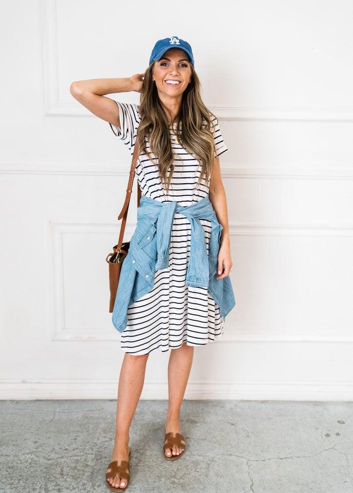 The Perfect Striped Dress For Summer Merrick S Art