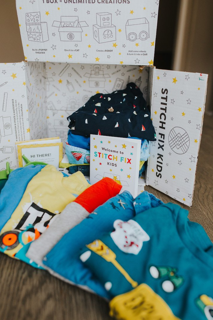 try out stitch fix kids and spend your summer together instead of shopping