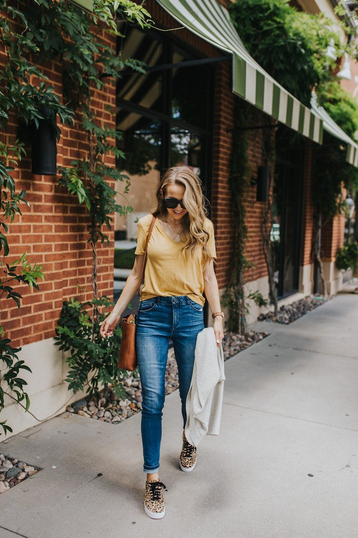 basics and leopard sneakers from the nordstrom sale