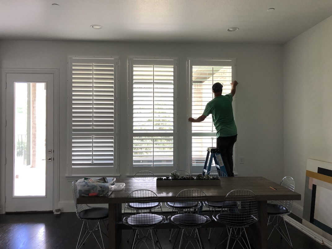 merricksart budget blinds installation