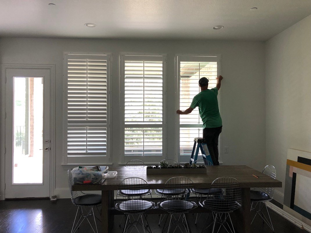 All About The Custom Shutters From Budget Blinds In Our