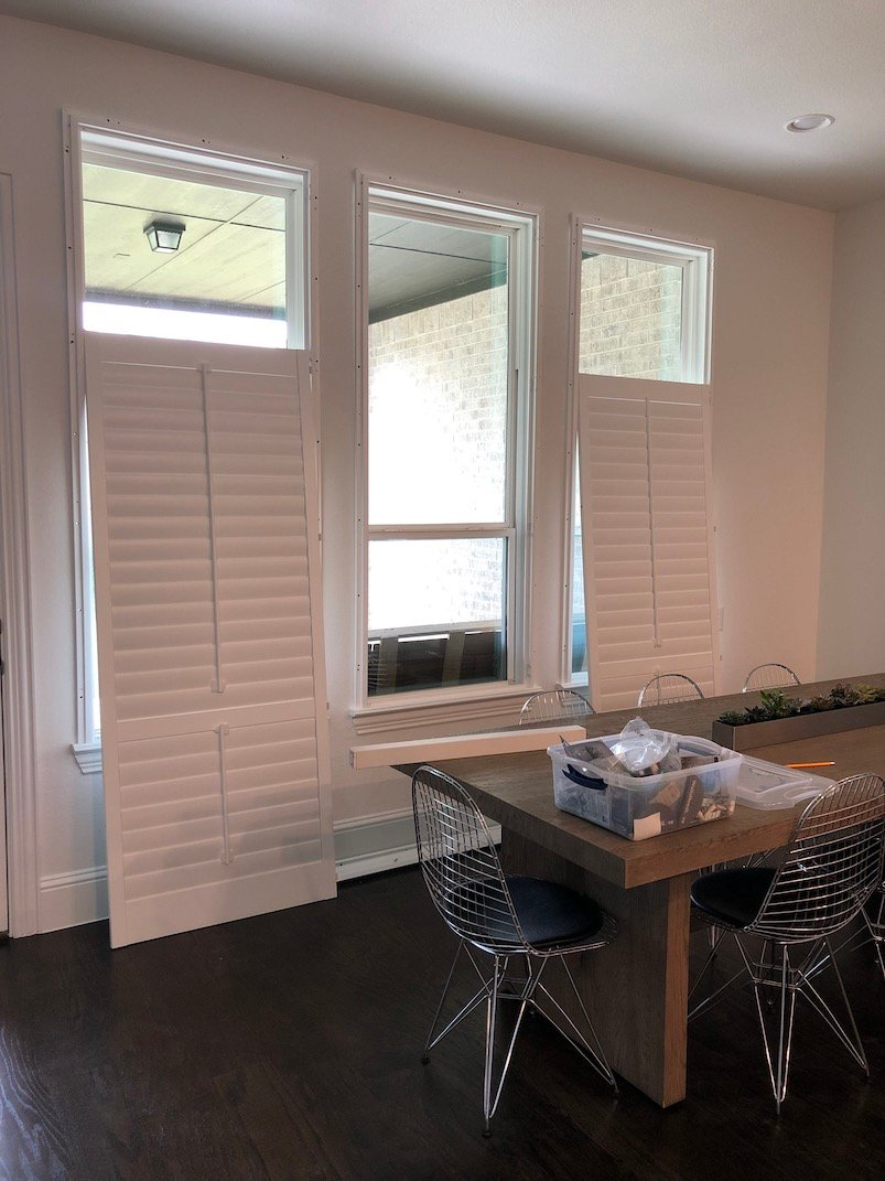 budget blinds installation time frame