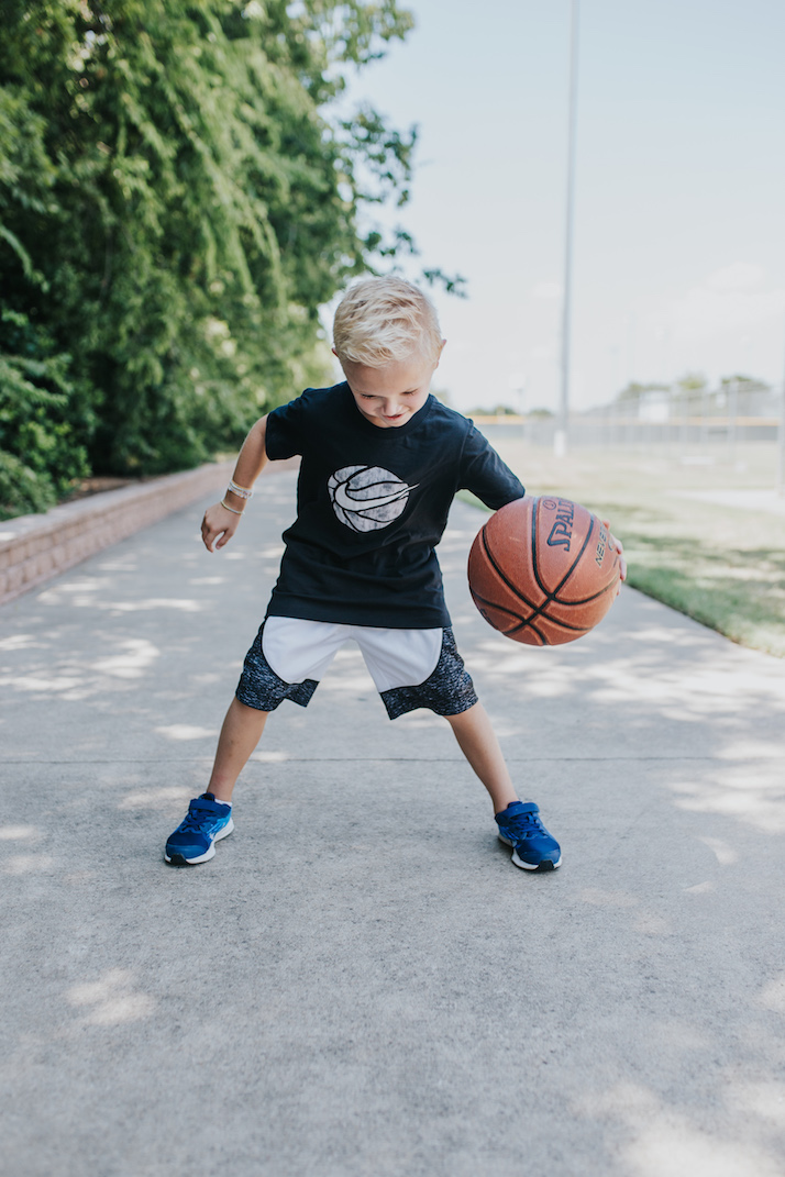 basketball with academy