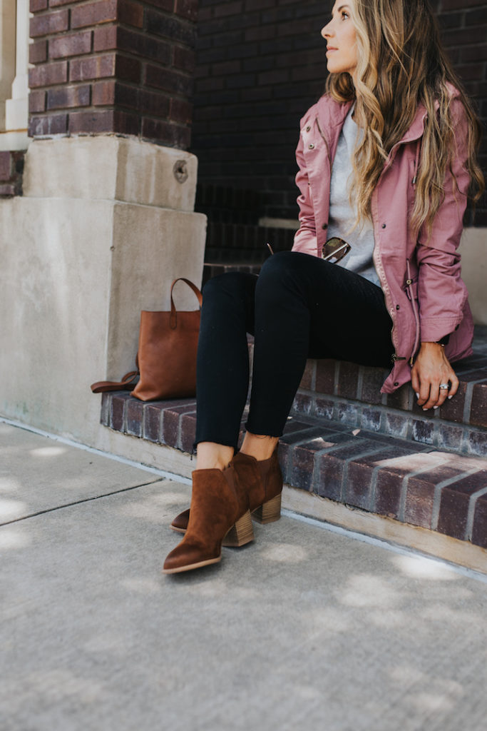 walmart ankle boots