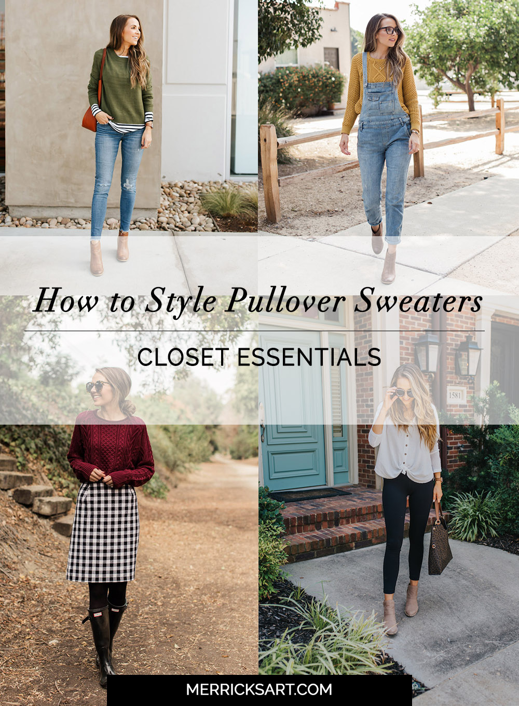 Closet Staples-sweaters