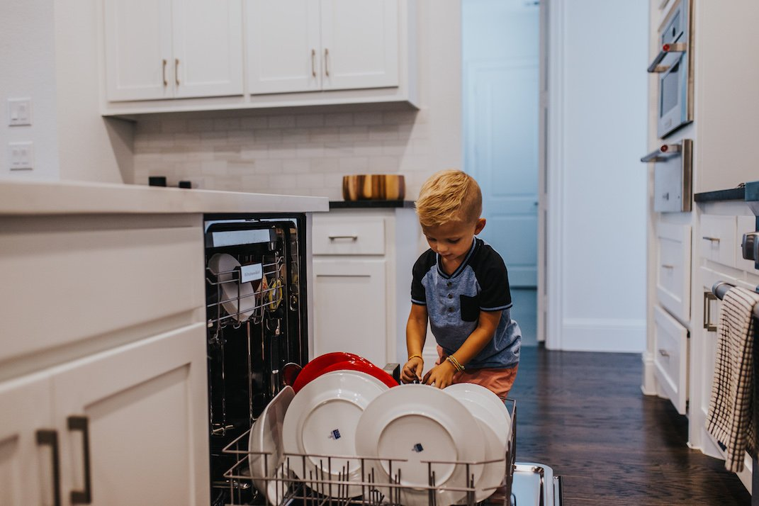 chores for a 3 to 4 year old