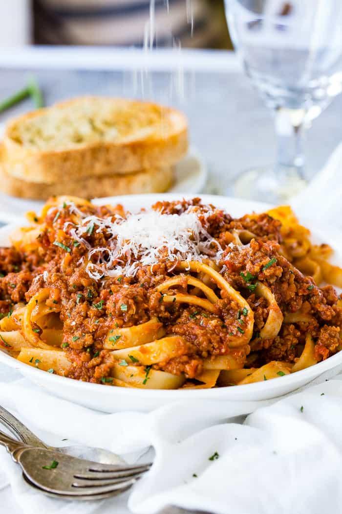 easy italian bolognese sauce