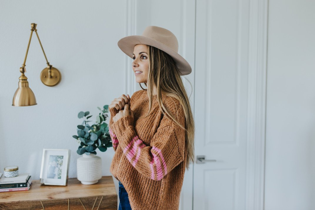 fall outfit in four steps