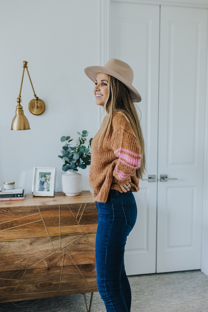 four steps to a perfect fall outfit