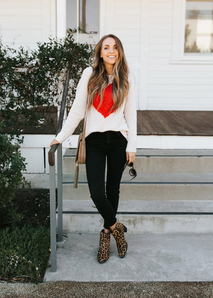 Closet Staples Series: Pullover Sweater Outfit Ideas