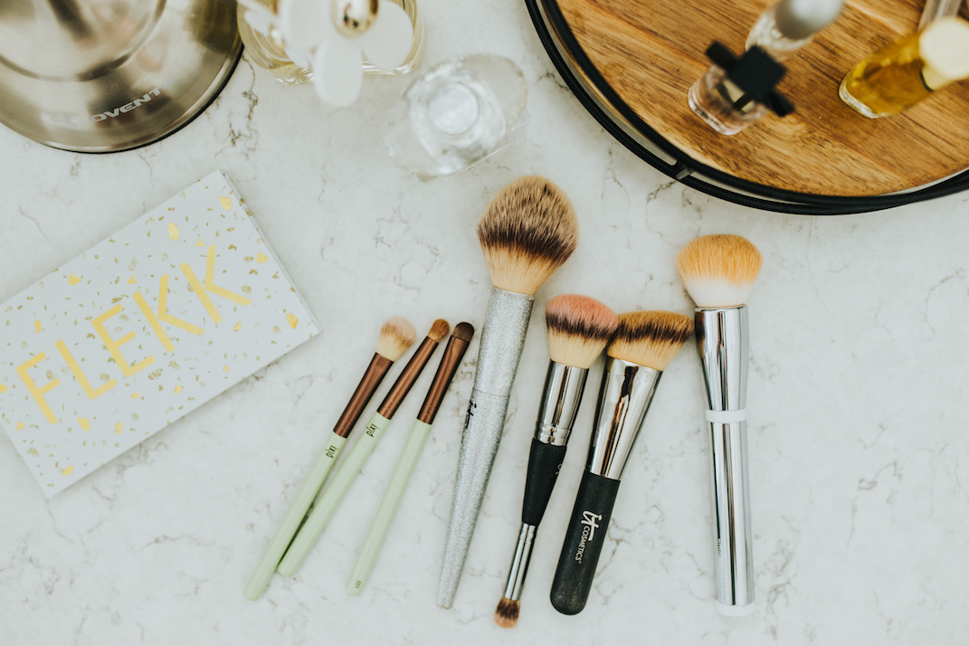 makeup brushes that I love