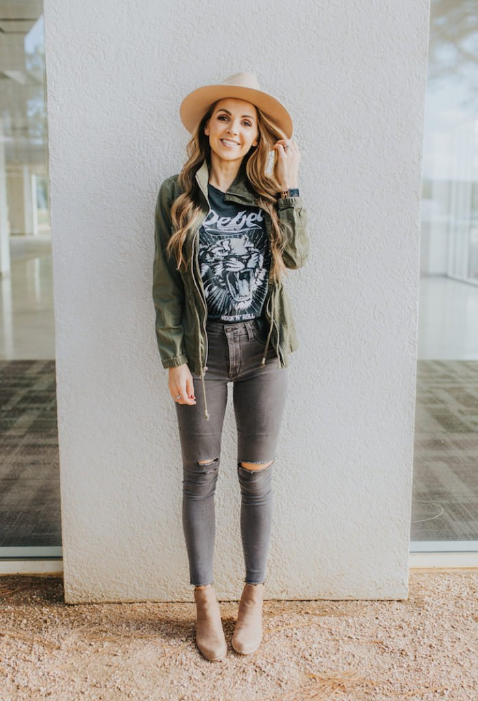 easy casual fall outfits