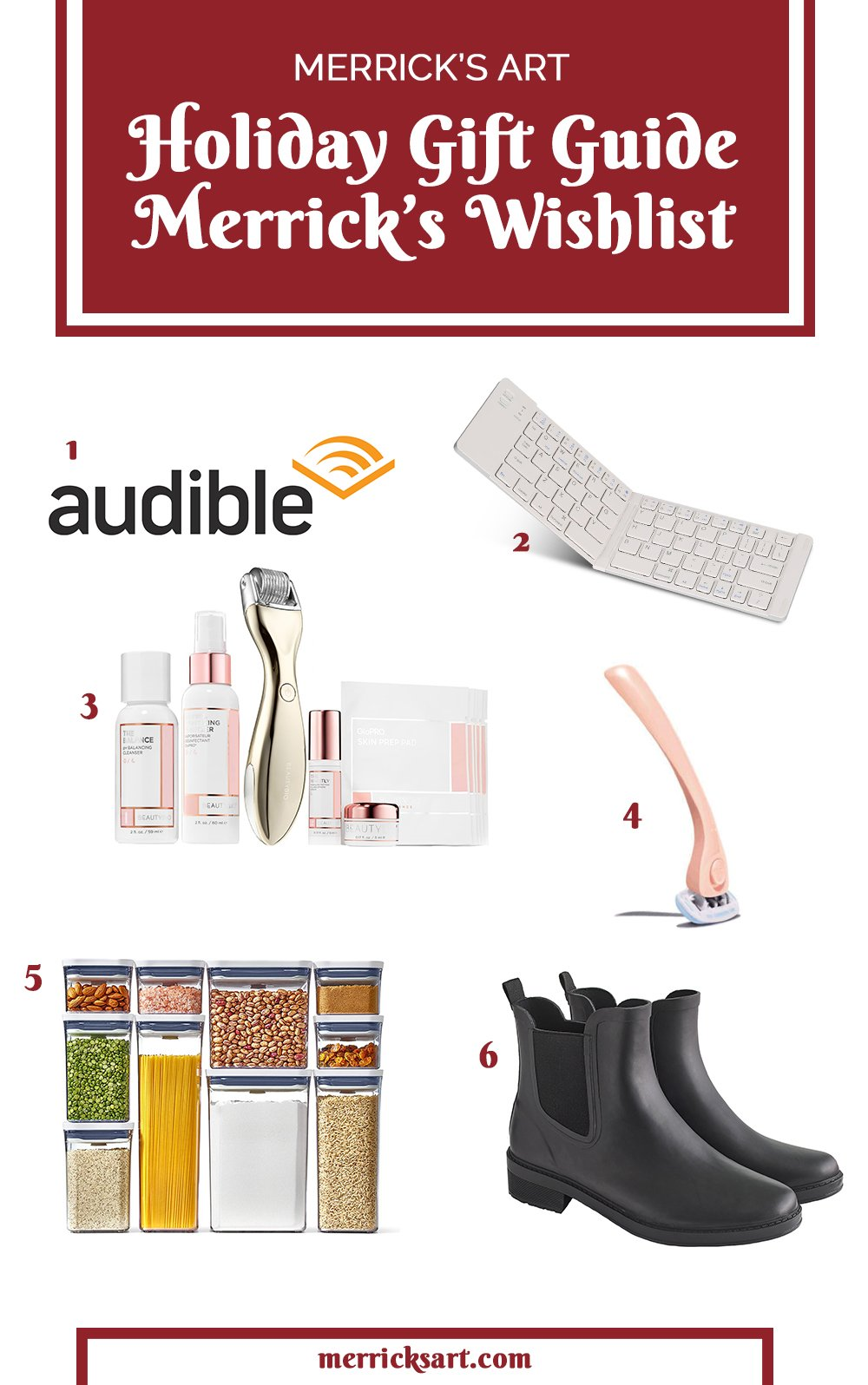 Holiday Wishlist Gift Guide