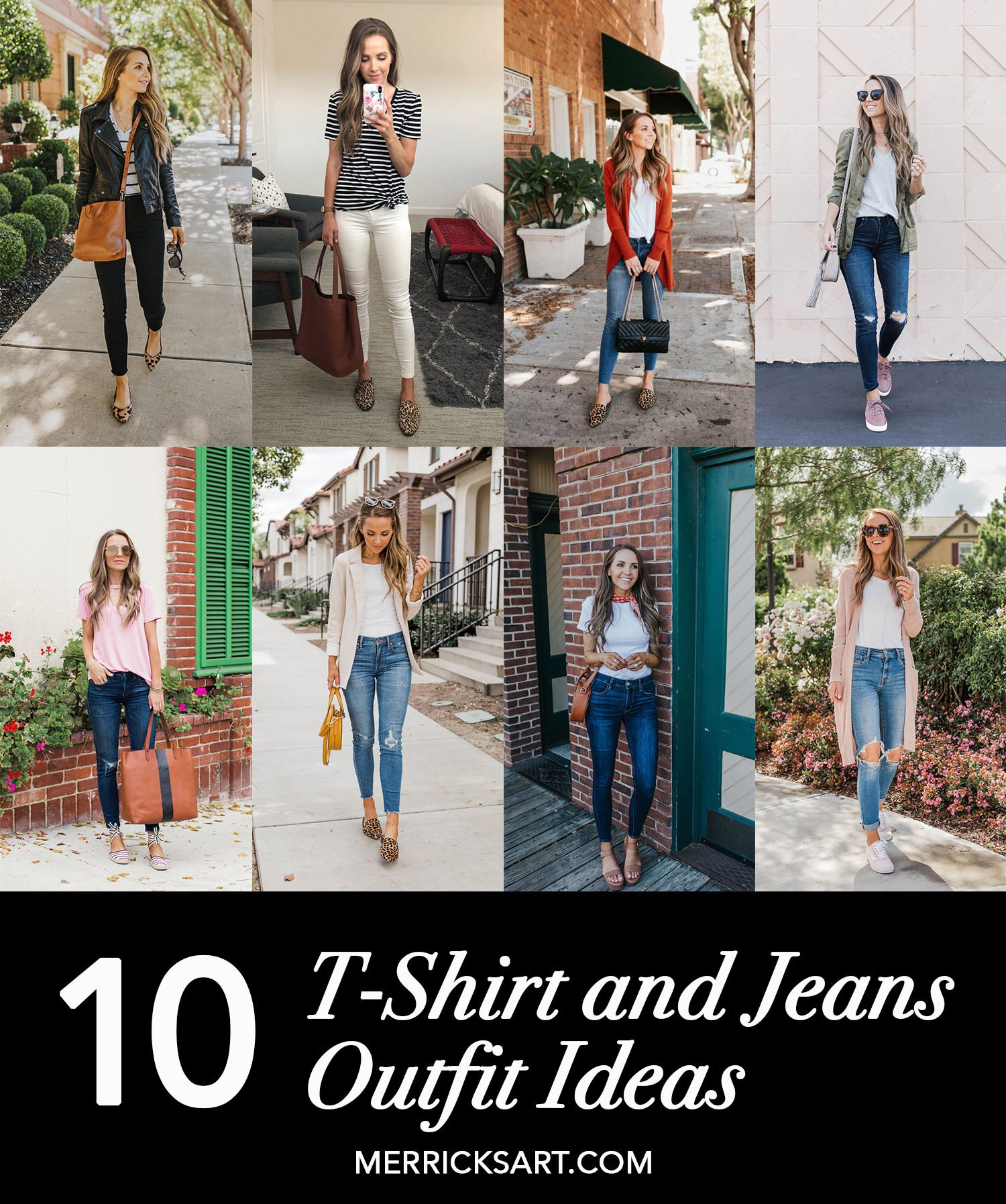 110 tshirt and jeans outfit ideas