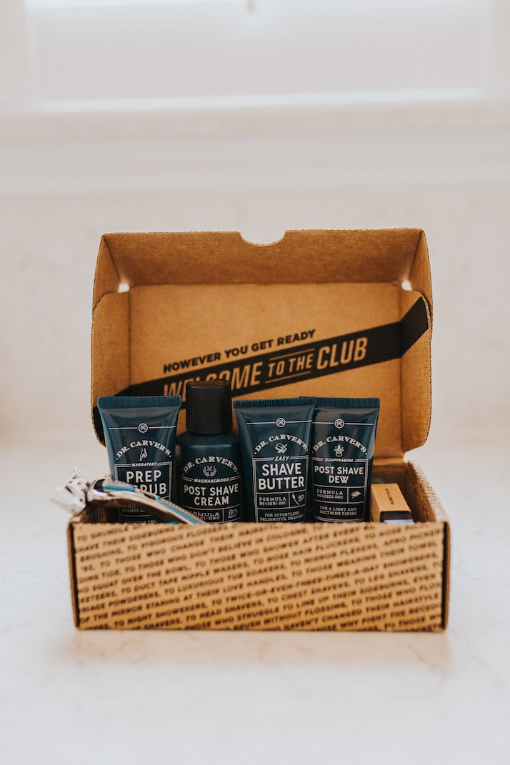 dollar shave club starter kit