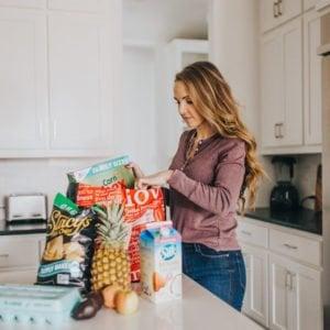 grocery spending freeze