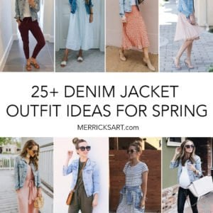 denim jacket outfits