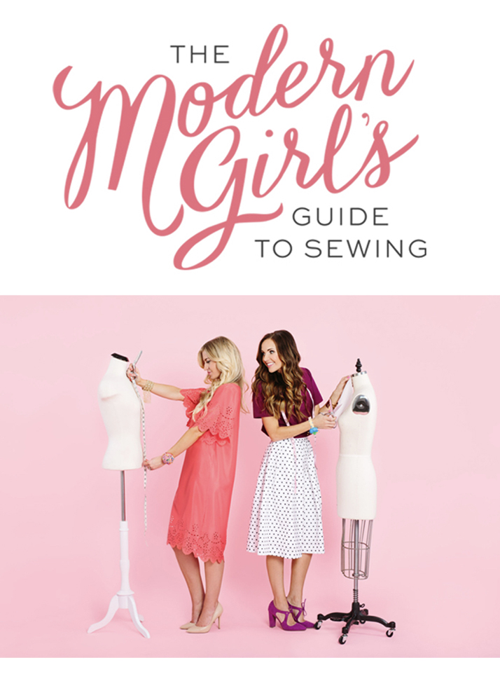weekend recap - modern girls guide to sewing