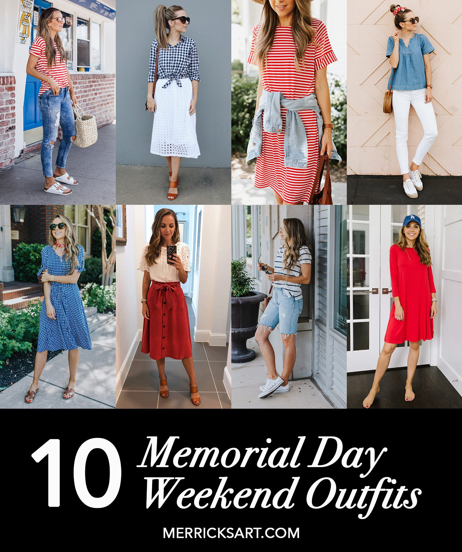 10 memorial day weekend outfits