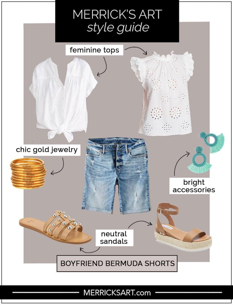 style guide bermuda shorts