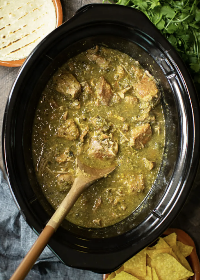 green chile verde