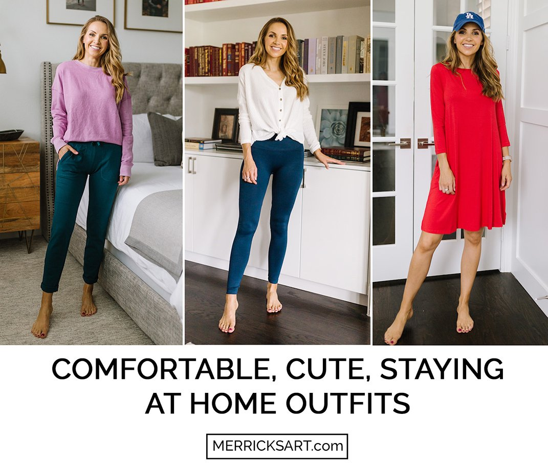 stay at home outfit ideas