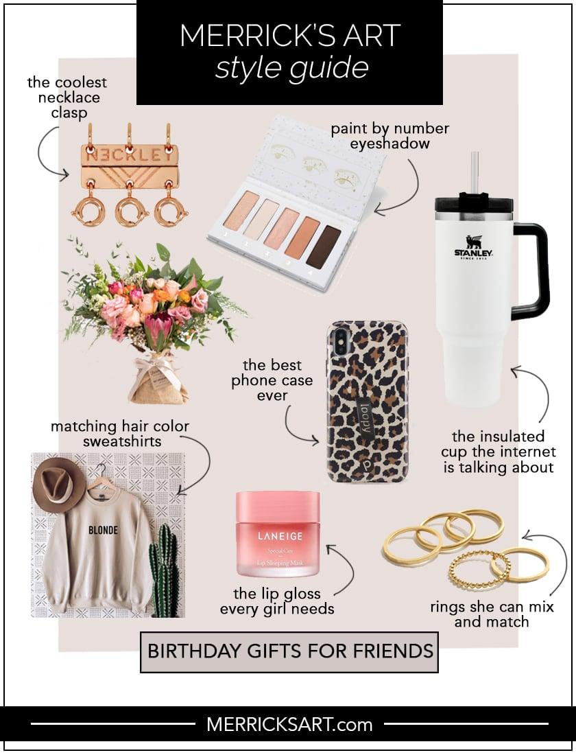 12 Amazing Birthday Gifts For Girlfriends Merrick S Art