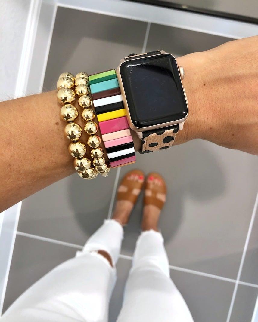 rainbow bracelet amazon