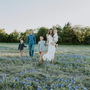 bluebonnets family pictures