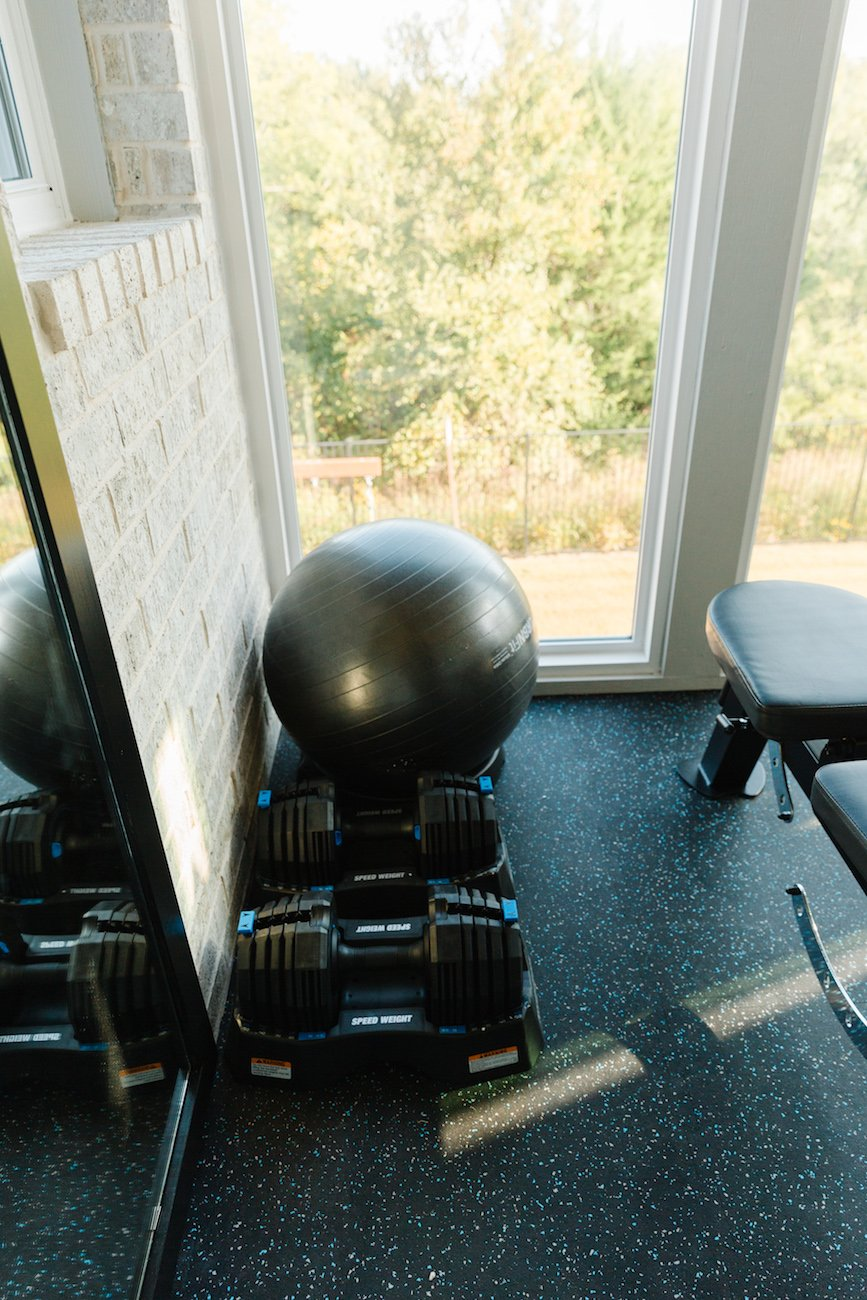 home gym free weights from nordictrack