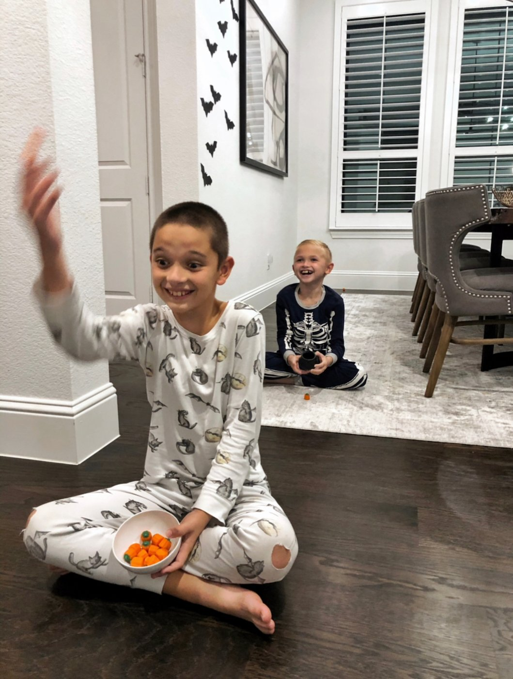 easy minute to win it halloween games
