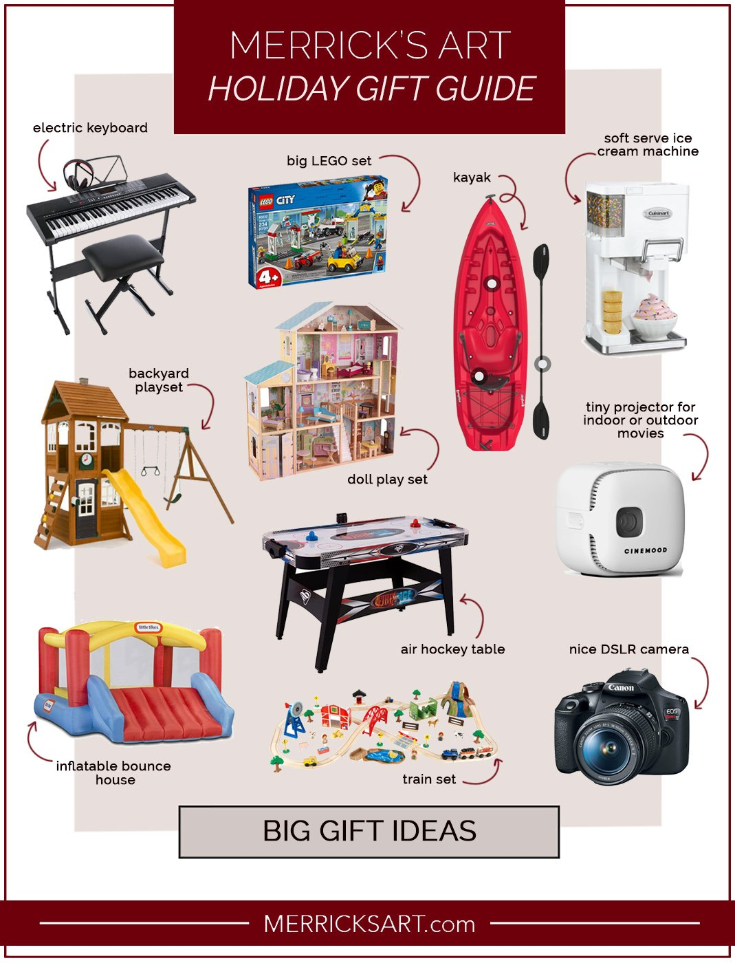 big gift ideas for kids
