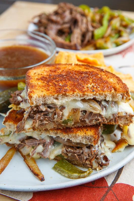 french dip sandwiches dinner ideas