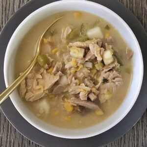 turkey tureen soup