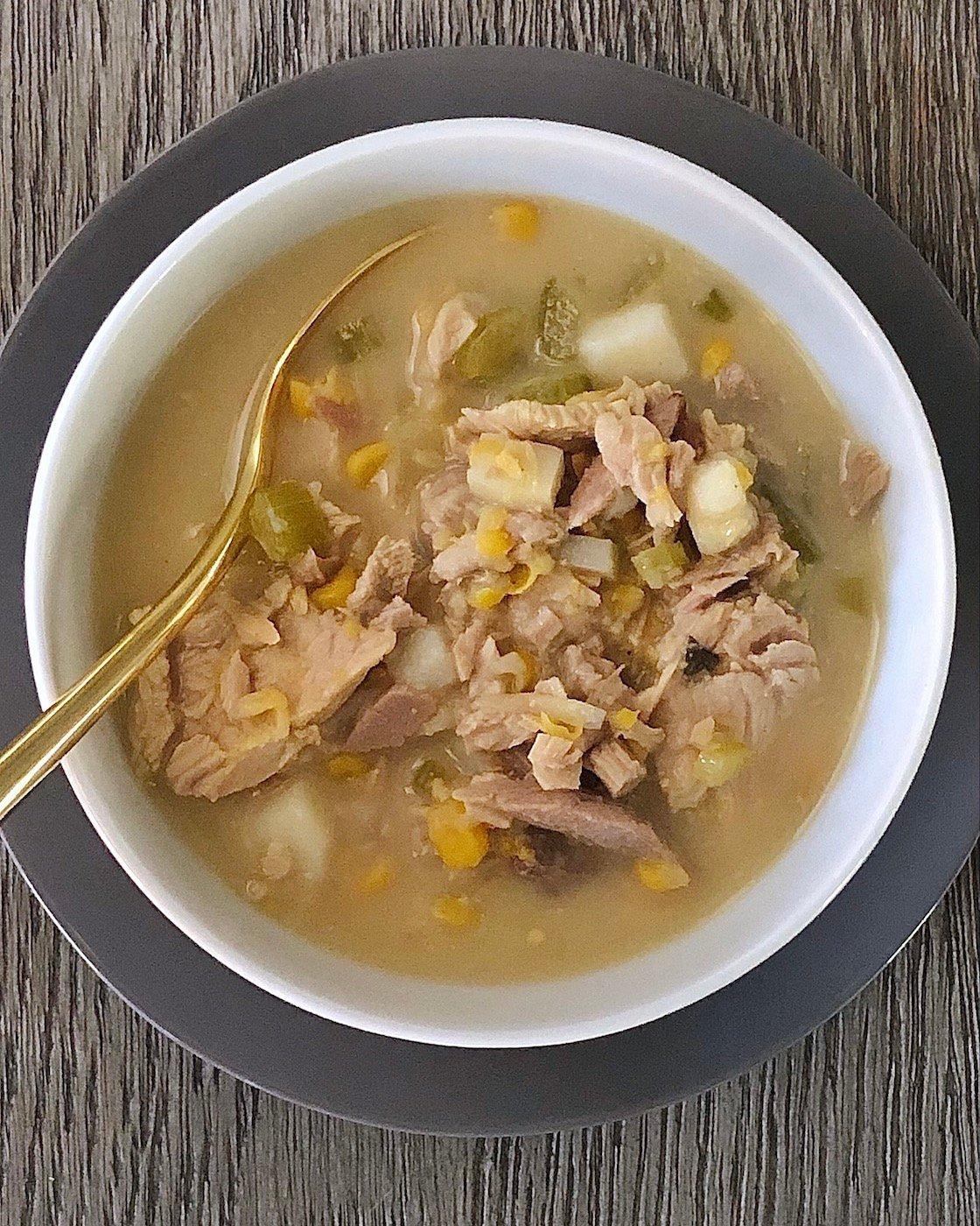 turkey tureen soup