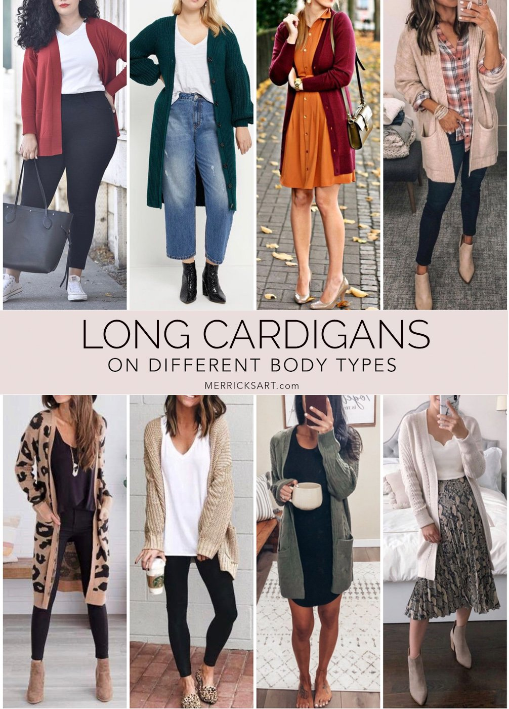 cardigan outfits sweater on other body types