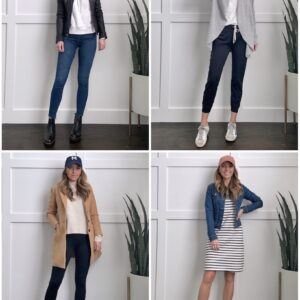 baseball cap outfit ideas