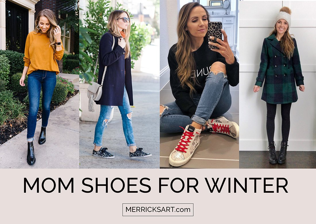 mom shoes for winter