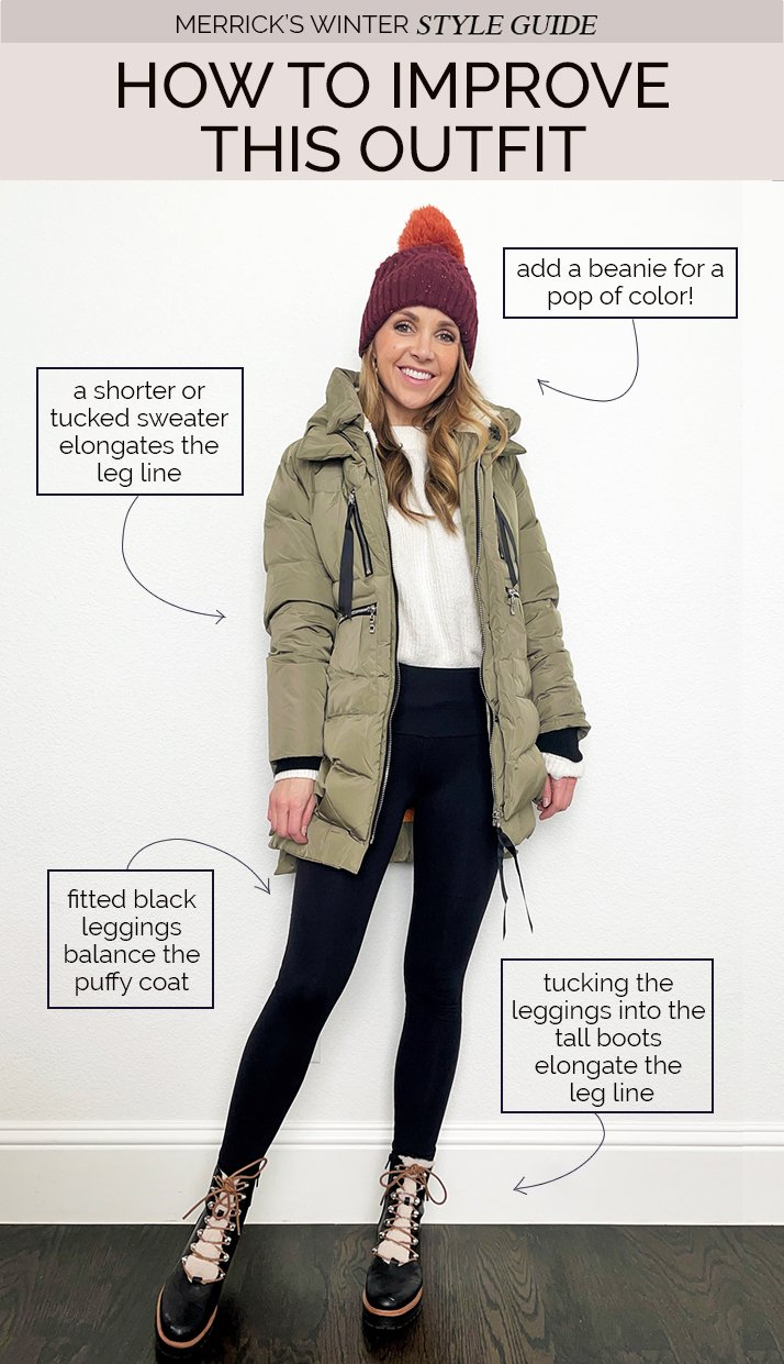 how to improve your coat outfits