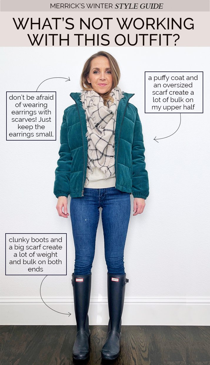 outfits with scarves