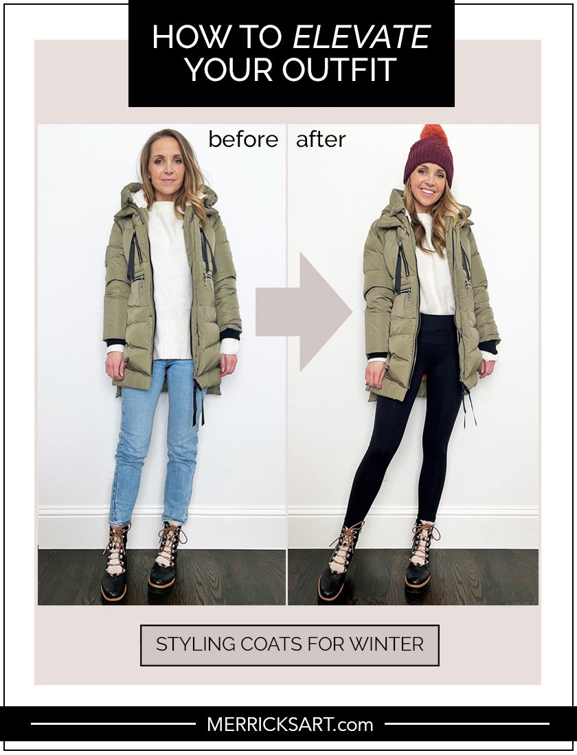 winter style guide - coats