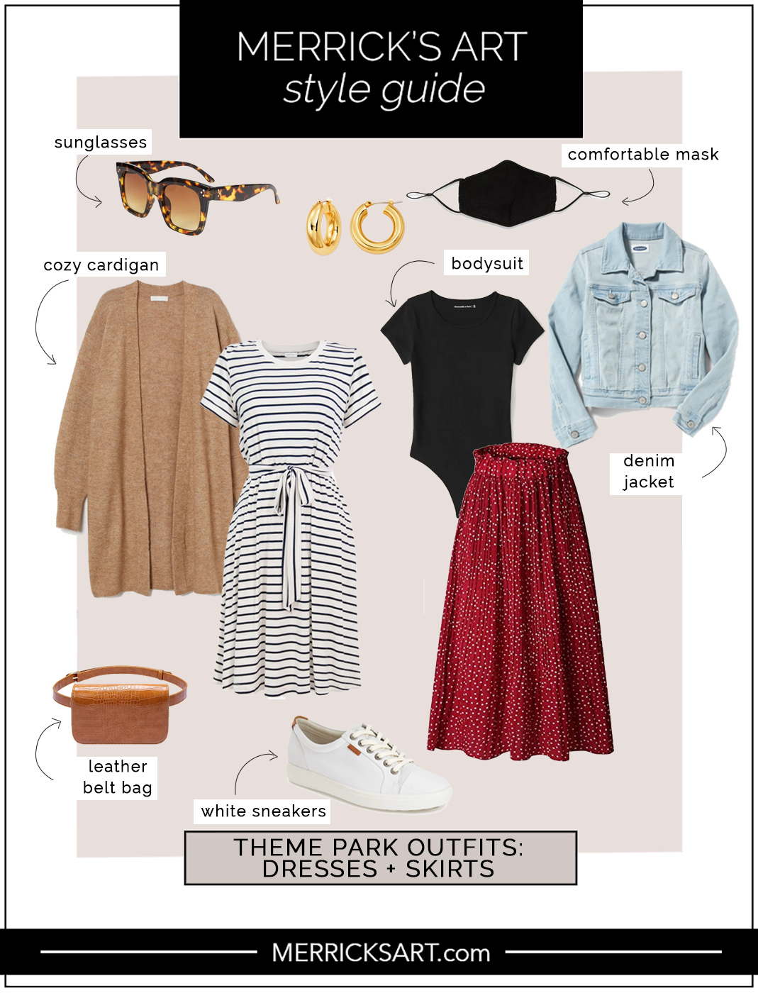 theme park outfits