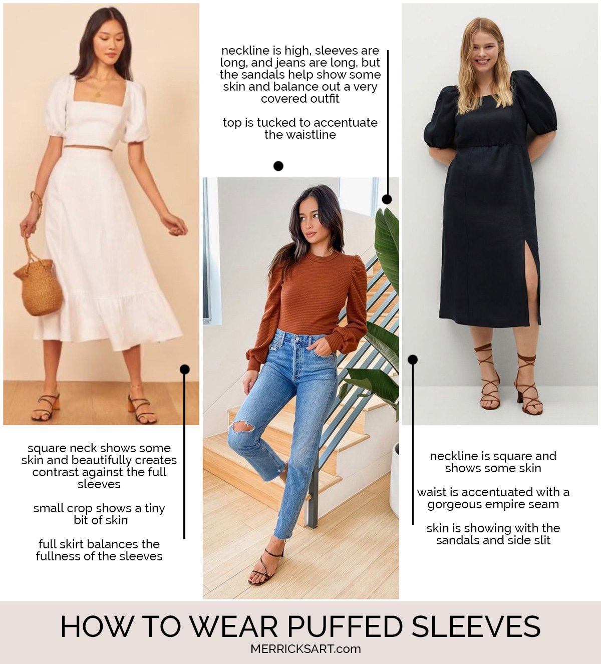 how to wear dresses and skirts