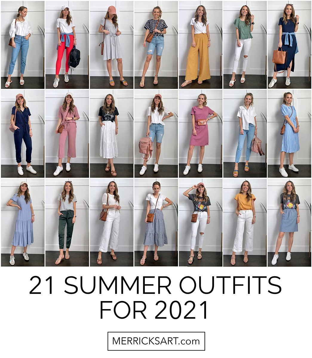 summer outfits for 2021