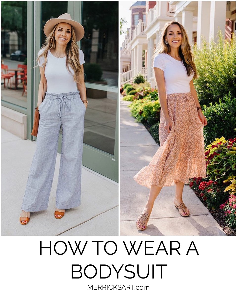 how to wear a bodysuit