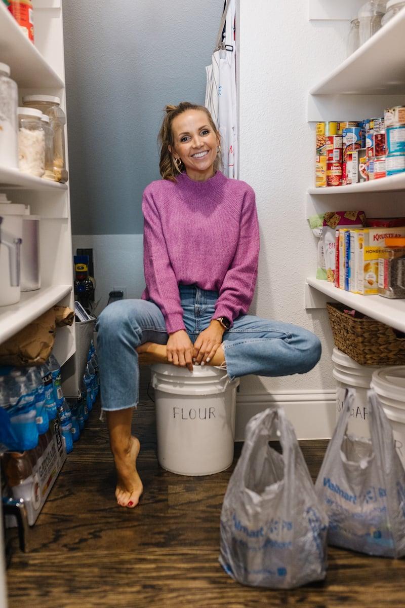 pantry essentials with walmart+